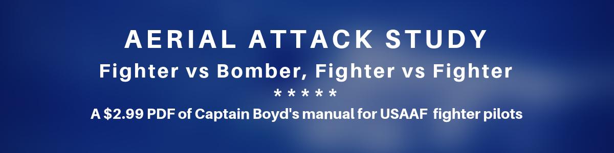 John Boyd's Aerial Attack Study