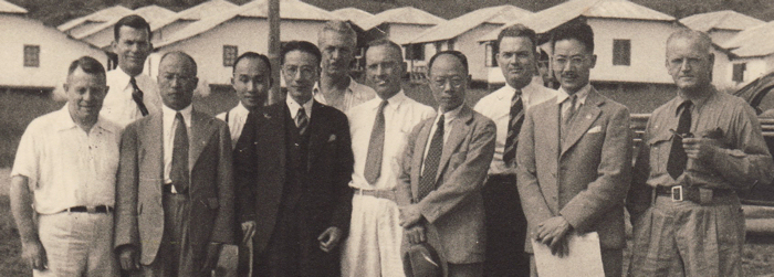 CAMCO personnel at 