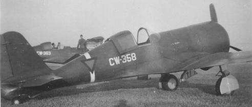 CW-21B in East Indies