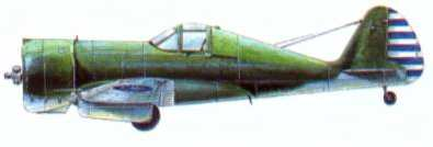 CW-21 in Chinese markings