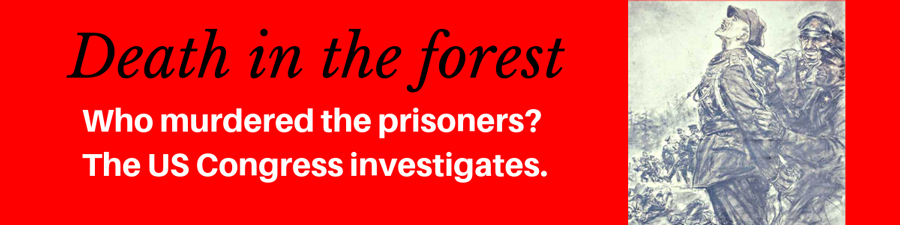 Death in the Forest: who murdered the prisoners?