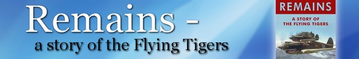 Remains - A Story of the Flying Tigers
